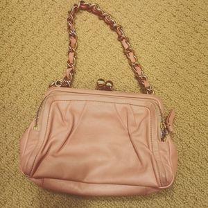 Coach Pink Pearl Bag